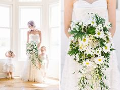 photography: T & S Hughes Photography  // floral design: Eastern Floral Grand Haven, MI, greenweddingshoes.com