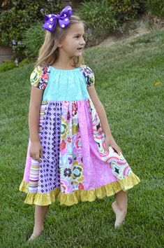 The Maisie Dress