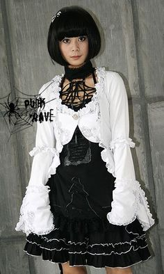 lolita punk fashions - Bing Images