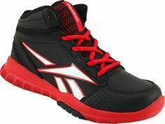 reebok kids basketball shoes