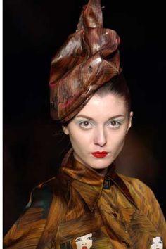Basso  Brooke Turbans, Headpieces, Headdress, Crowns, Masks, Designers, God, Shoes, Fashion