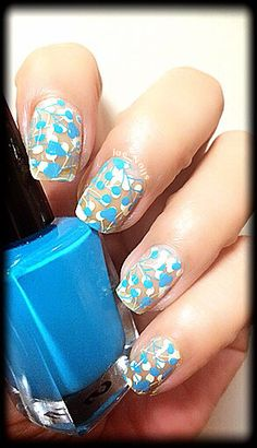 Fashionista Double stamping