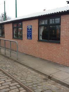 GRP Brick Effect Cladding Panels - East Anglia Transport Museum, Norfolk