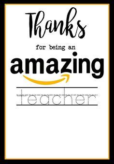 amazing-teacher-amazon-gift-card-appreciation.jpg (1458×2083)