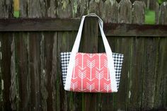 The Picnic Tote... free sewing pattern! — SewCanShe | Free Daily Sewing Tutorials