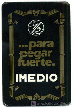 CALENDARIO FOURNIER , PEGAMENTO IMEDIO , 1983 , CAL2391