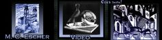 Link to Video - M. C. Escher Graphic Arts - Songs for Singers