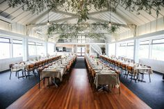 You don't need wooden interiors or a barn like venue to achieve a gorgeous rustic look.