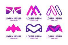 Vector Premium | Logotipo de la letra m Letter M Logo, M Letter, Logo Smart, Money Logo, English Letter, Abstract Logo, Logo Templates, Lorem Ipsum, Vector Free