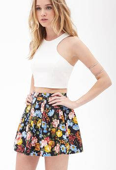 68682cdef9c0 9 Best Floral Skater Skirt images