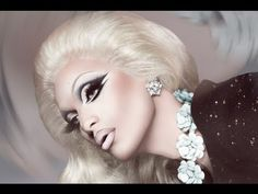 ▶ Miss Fame - Drag Makeup Tutorial I - YouTube. Drag Project. This has everything it in!