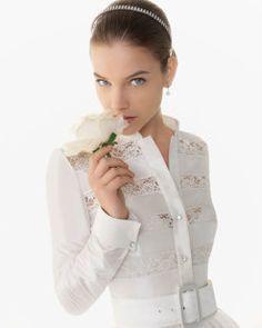 Vestidos para novias con mucho pecho   Preparar tu boda es facilisimo.com