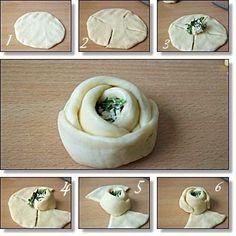 パン 包み方