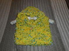 Child's Hoodie, Hand Knit Hoodie, Baby Hoodie, Sweater, Knit by bonitastewart on Etsy