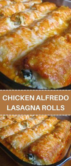 Chicken Alfredo Lasagna, Lasagna Noodles, Lasagna Soup, No Noodle Lasagna, Casserole Dishes, Casserole Recipes, Lasagna Recipes, Taco Casserole, Easy Chicken Recipes