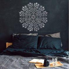 430 best decorating with mandala stencils images in 2019 mandala rh pinterest com