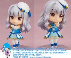 Nendoroid Co-de Takane Shijou Twinkle Star Co-de   #rinkya #japan #fromjapan #nendoroid #idolmaster