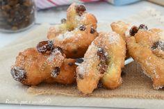 Le FRITTELLE BERTOLDO sono dei soffici dolci che si possono fare sia fritti che al forno profumati e con un impasto veloce