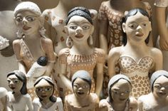 bonecas-barro-vale-jequitinhonha.jpg (529×350)- Brasil