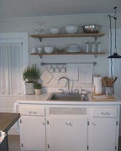 Cocinas empotradas de maderas, islas, entre otros tipos  Cocina ...