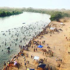 Praia das Embaúbas
