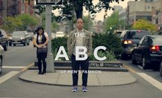 The ABC of Men's Fashion by Hardy Amies (Jeff Staple, Cool Hunting, Harris Elliott – Clips)
