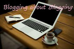 Racing Towards Retirement: Blogging About Blogging