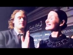 Sam Heughan & Caitriona Balfe - Beneath Your Beautiful - YouTube
