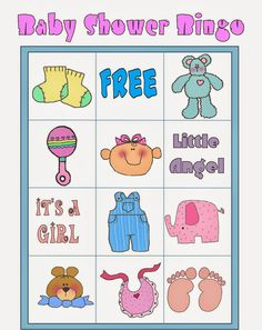 Loteria Para Baby Shower, Bingo Baby Shower, Baby Bingo, Baby Shower Printables, Shower Party, Free Printables, Diy Baby Shower Decorations, Winnie The Pooh, Frozen Bebe