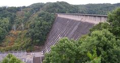 At the Fontana Dam, the Height Isn't the Most Impressive Part
