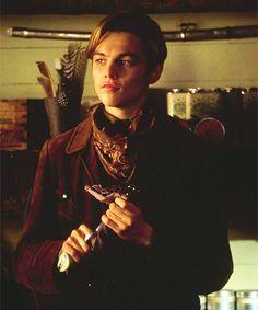 """Leonardo DiCaprio in """"The Quick and the Dead"""""""