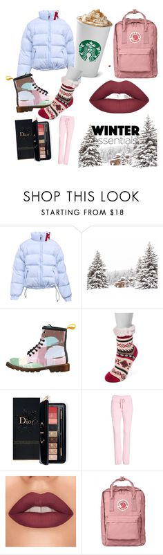 """""""winter essentials"""" by madeleine-fuller ❤ liked on Polyvore featuring Muk Luks, Estée Lauder and Dream Scene"""