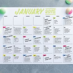 31 days of healthy eating
