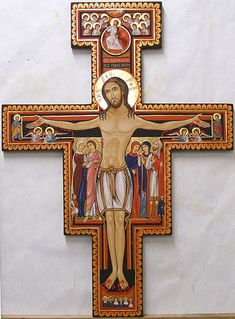 Sacred Art - Crucifixes - The Studio of John the Baptist : sacredart.co.nz