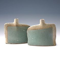 contemporary ceramic bottles.