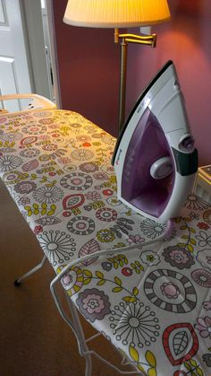 sew ironing board cover | sewing | Pinterest | Ironing board ... : quilted ironing board cover - Adamdwight.com