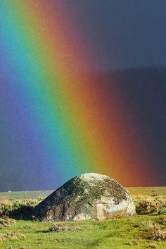 End of the Rainbow.  by Doug Dance.