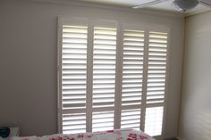Add space to your home with stylish, well-designed plantation shutters.