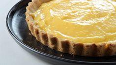 Torta ácida de limão-siciliano - Paladar - Estadão
