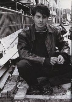 Johnny Depp   ***cg