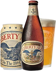 2.	Liberty Ale from Anchor Brewing Company