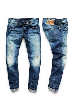 Visit the Official G-Star Online Store and get inspired. Discover our latest denim and fashion. Unisex Fashion, Denim Fashion, Curvy Fashion, Street Fashion, Fall Fashion, Fashion Trends, Raw Denim, Denim Jeans, Denim Shirts
