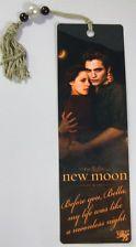 The Twilight Saga New Moon Edward & Bella Bookmark ~ WANT!!!