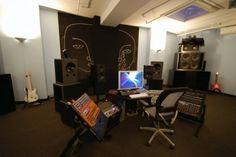 tenaglia studio - like the space and minimalism feel
