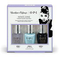 OPI - Breakfast at Tiffany's 3 Pc Infinite Shine Set in  #ultabeauty