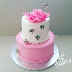 Butterfly cake by mia_bakes