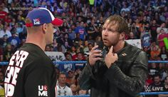 'WWE SmackDown Live' Results: Will John Cena And Dean Ambrose Destroy Each…