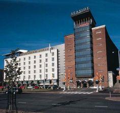 Radisson Sas Seaside Hotel - Helsinki Finland Helsinki, Finland, Seaside, Vacations, Multi Story Building, Hotels, Holidays, Vacation, Beach