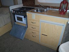 digging this idea of setting the microwave in the oven