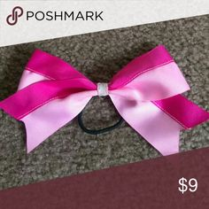 Cheer bow Message me for custom bow! Accessories Hair Accessories